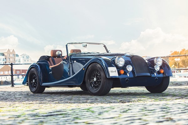 One Day Hire Of A Morgan Motor Car With Picnic Hamper For Two