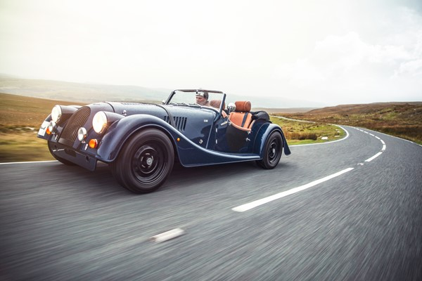 Extended Morgan Driving Experience for One