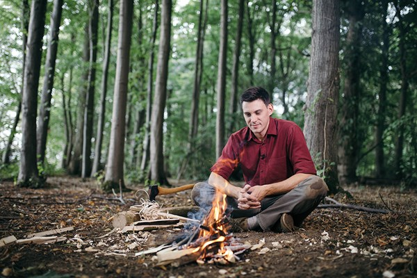 Fire Lighting Masterclass for Two at Endeavour