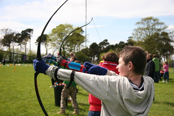 Axe Throwing or Archery for Two at Madrenaline Activities