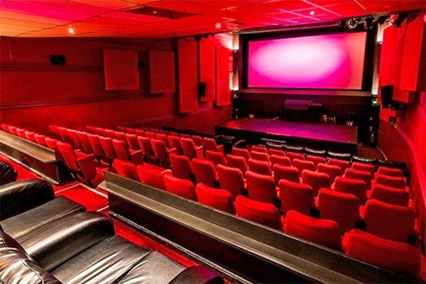 Private Tour and Film Screening at the UK's Oldest Working Cinema, Electric Cinema