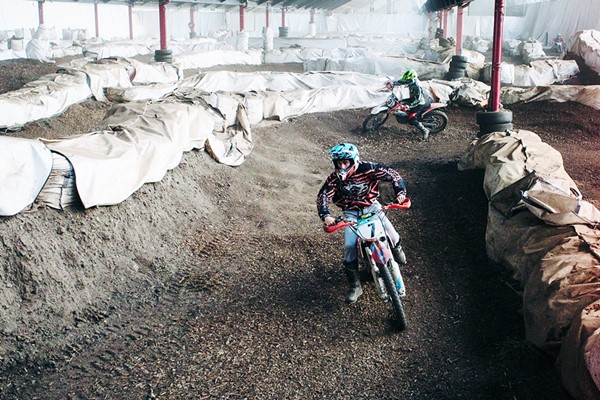 Electric Motocross Bike Experience for Two at iMoto X