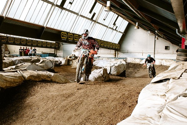 Electric Motocross Bike Taster Session for Two at iMoto X