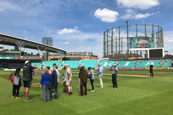 Kia Oval Cricket Ground Tour for One Adult and One Child
