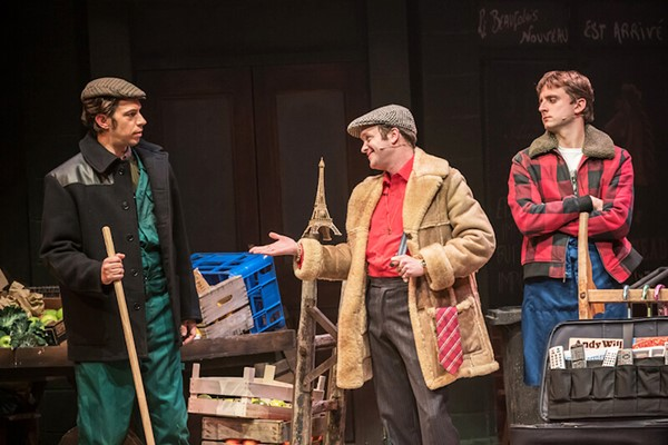 Theatre Tickets to Only Fools and Horses for Two