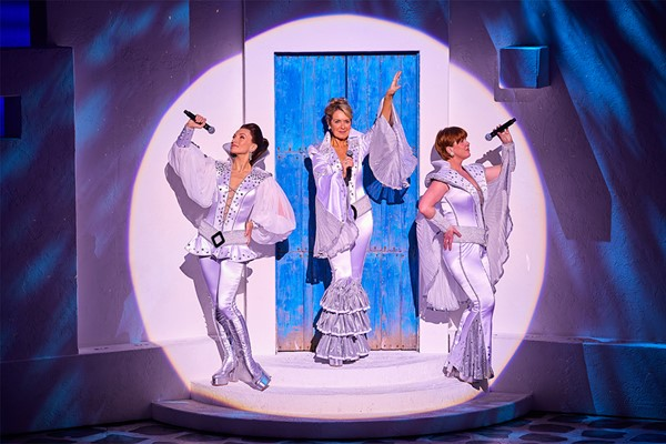 Silver Theatre Tickets to MAMMA MIA! for Two
