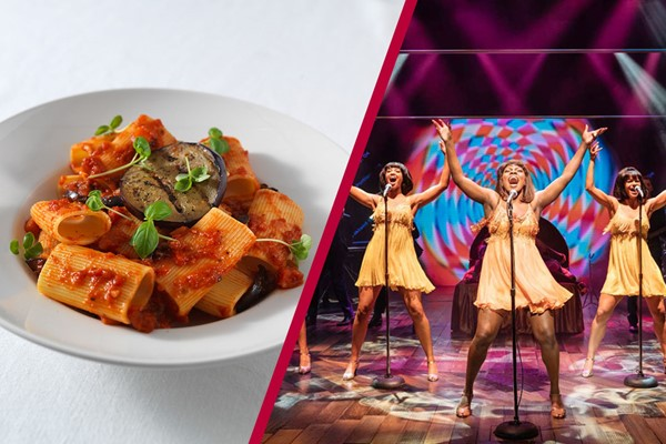 Theatre Tickets to TINA – The Tina Turner Musical and a Meal for Two at Prezzo