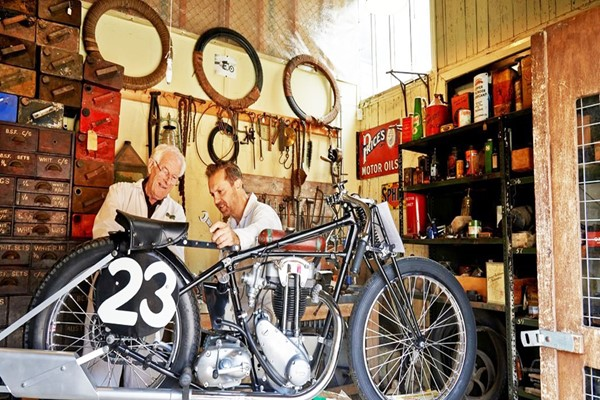 Museum Entry with Lunch for Two at Brooklands Museum in Surrey