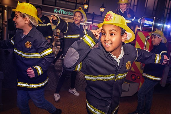 Three Hour End of Day Entry to Kidzania for One Adult and One Child