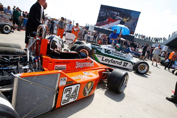 Silverstone Classic 2020 – Friday 31st July Tickets for Two