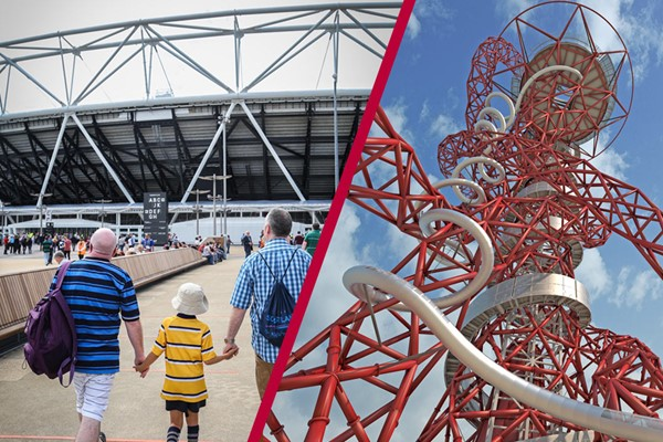 Click to view details and reviews for London Stadium Tour And The Slide At The Arcelormittal Orbit – Family Ticket.