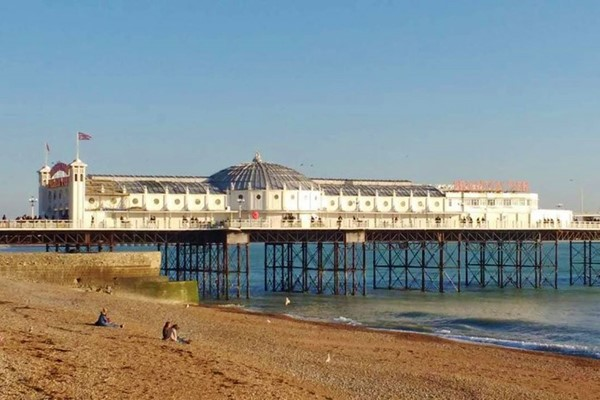 Brighton Food and Sightseeing Tour for Two