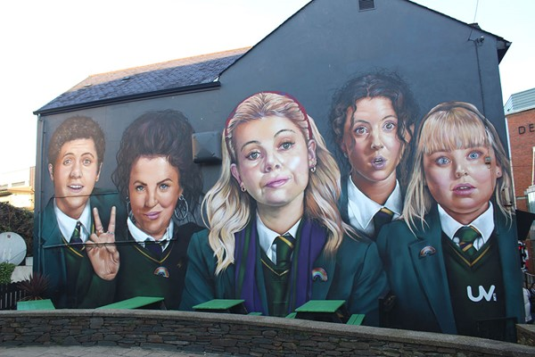 Derry Girls Eight Hour Coach Tour from Belfast for Two