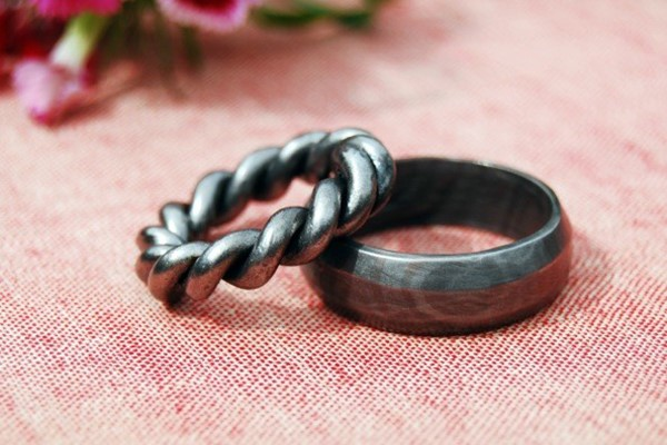 Day Forging Your Wedding Rings in Herefordshire for Two