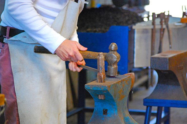 Blacksmith Experience and Westons Cider Tour in Herefordshire for Two