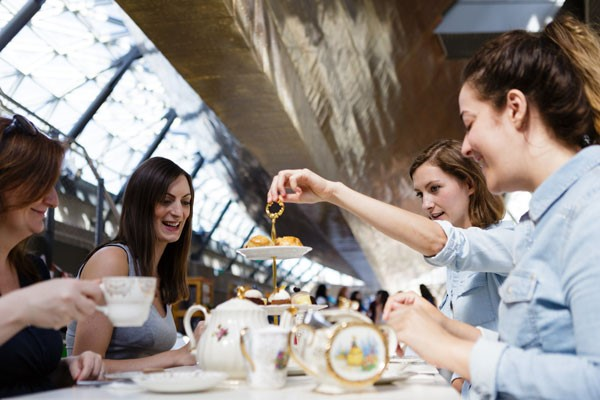 Afternoon Tea and Entry to Cutty Sark for Two Adults