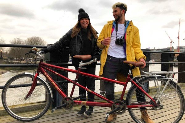 Full Day London Tandem Bicycle Hire for Two with The London Bicycle Tour Company