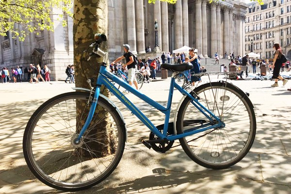 Full Day Bicycle Hire for Two Adults with The London Bicycle Tour Company
