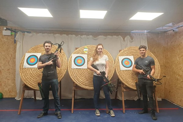 One Hour Crossbow Session for Two at Target Sports World