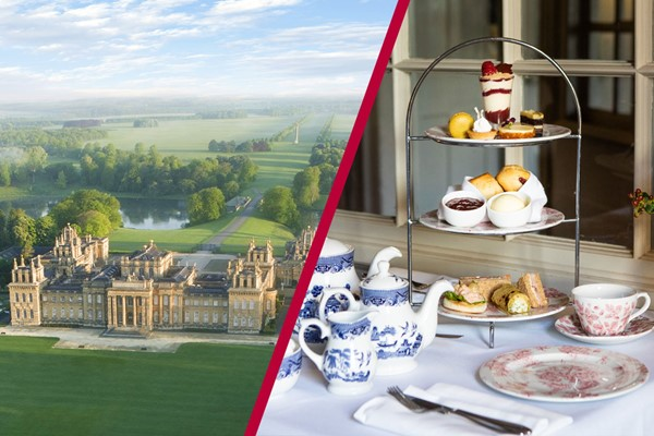 Entry to Blenheim Palace and Afternoon Tea for Two