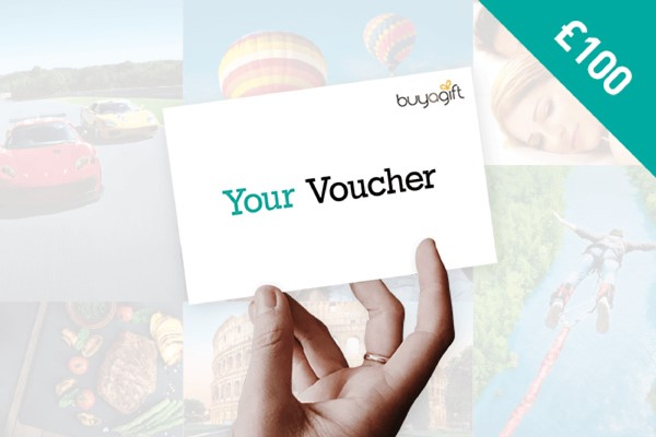 £100 Buyagift Money Voucher