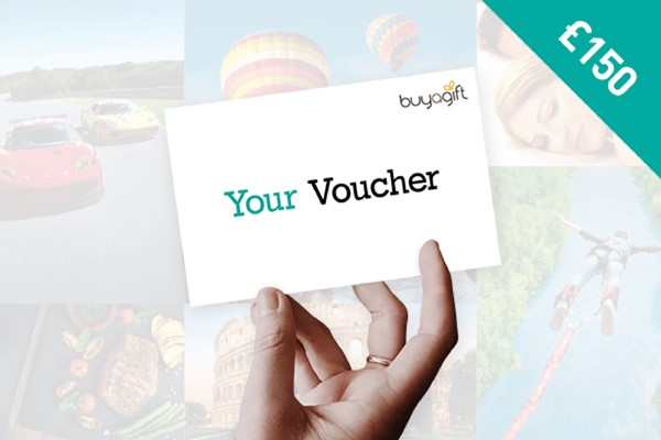 £150 Buyagift Money Voucher