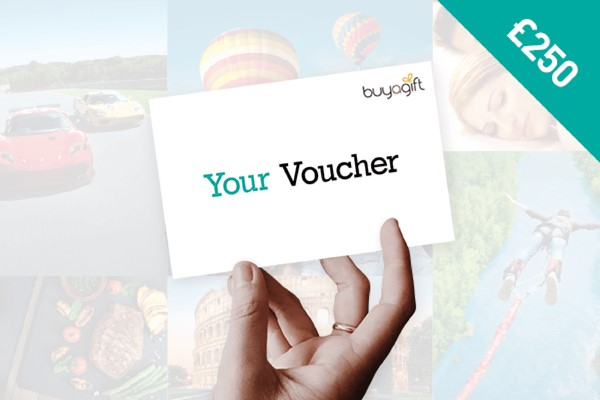 £250 Buyagift Money Voucher
