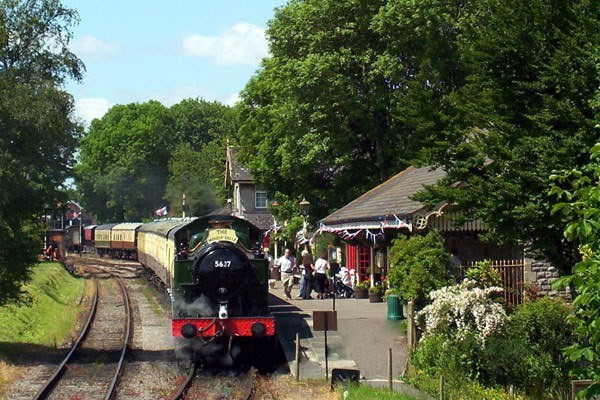 Adult Rover Train Ticket from Ecclesbourne Valley Railway  - Special Offer