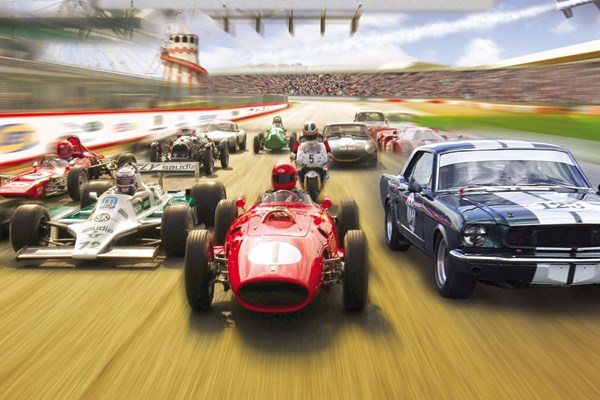 Silverstone Classic 2019 - Sunday 28th July Tickets for Two
