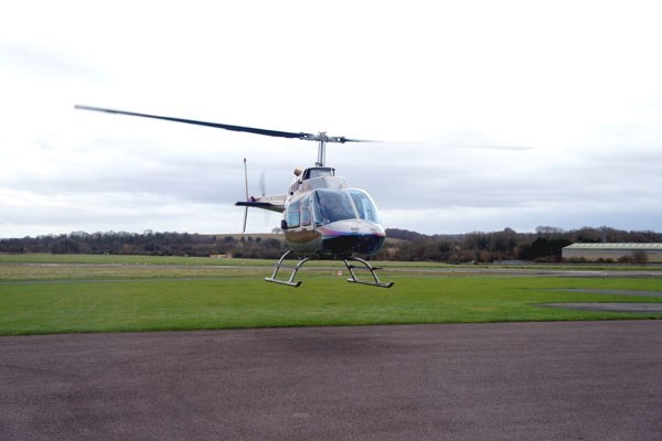 5 Minute Helicopter Flight in Scotland for Two