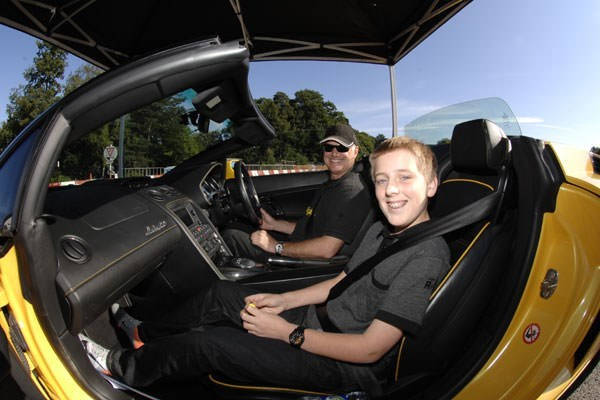 Junior Supercar Driving Thrill With Passenger Ride From Buyagift