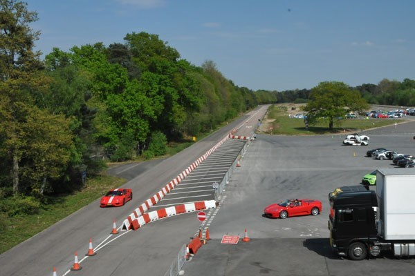 Supercar Driving Thrill with High Speed Passenger Ride - Weekends