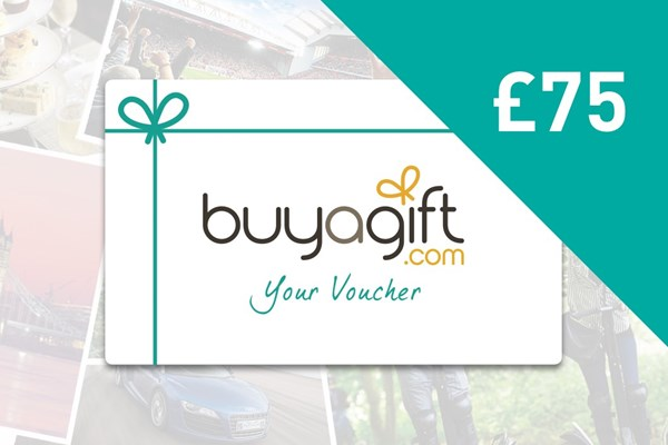 £75 Buyagift Money Voucher