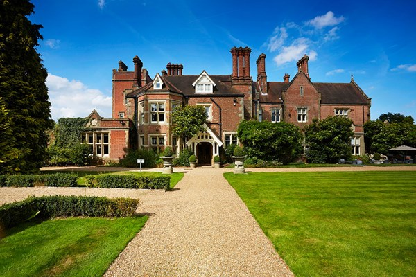 Pamper Treat with 25 Minute Treatment and Afternoon Tea for Two at Alexander House