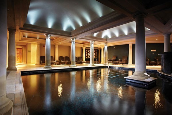 Spa day with Lunch or Afternoon Tea and a Treatment for Two at Alexander House Hotel's Utopia Spa