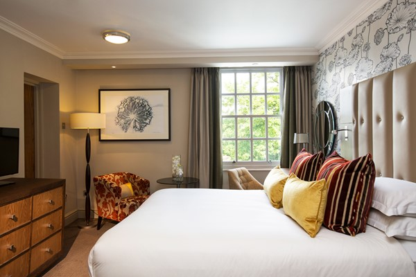 Overnight Spa Break with Breakfast for Two at Sopwell House