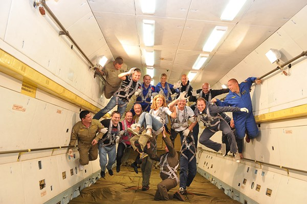Weightlessness Zero G Experience In Russia