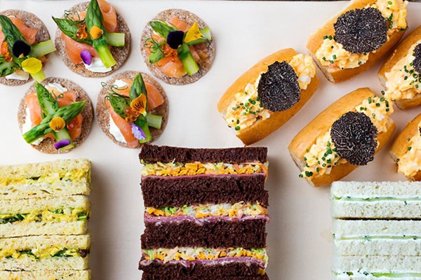 Afternoon Tea for Two at The Langham London