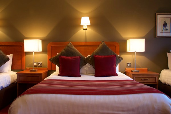 One Night Break for Two at Riverside Lodge Hotel, Irvine