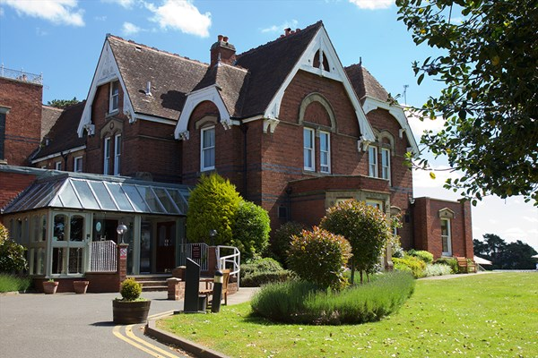 One Night Break for Two at Hallmark Hotel Stourport Manor