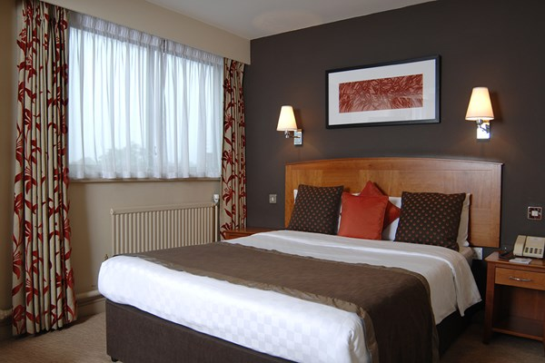 One Night Break with Dinner for Two at Hallmark Hotel Birmingham