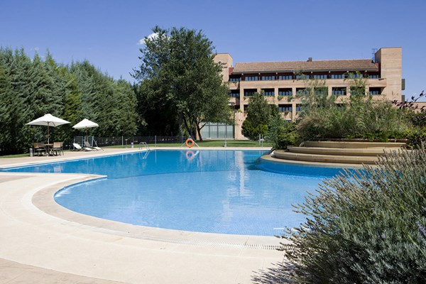 Two Night Break for Two at Hotel Intur Alcazar De San Juan, Spain