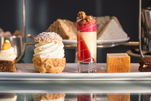 Afternoon Tea for Two at Bowood Hotel