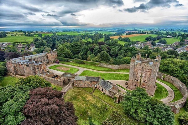 Two Night Escape for Two at Appleby Castle