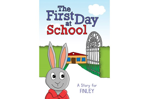 The First Day at School Personalised Storybook