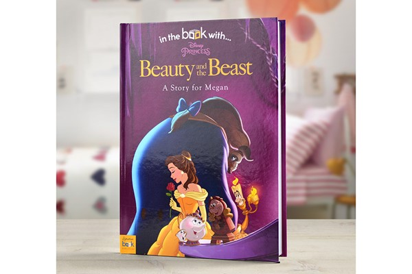 Beauty and the Beast Personalised Disney Storybook