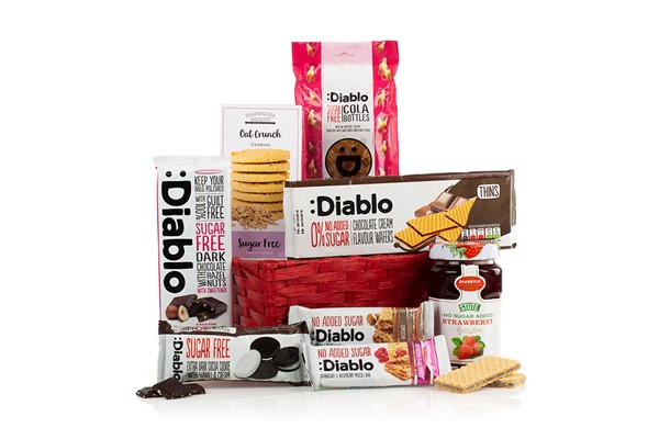 Diabetic Dreams Food Hamper