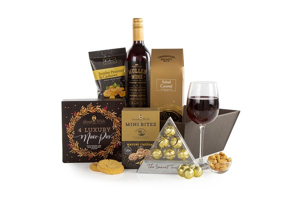 Night Before Christmas Gift Hamper From Buyagift
