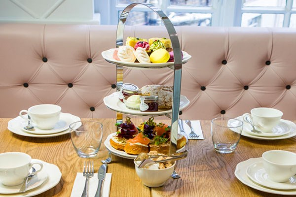 Afternoon Tea for Two at Beas of Bloomsbury