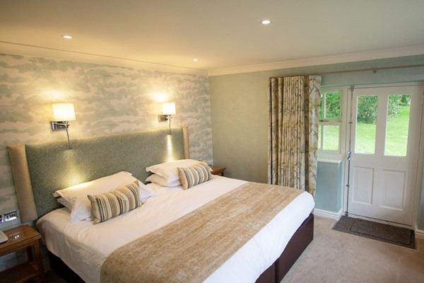 One Night Break with Dinner at Briery Wood Country House Hotel